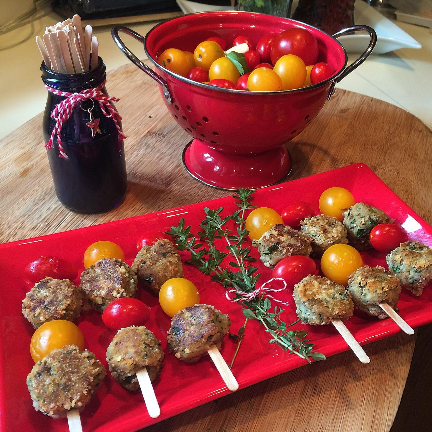 Eggplant Balls